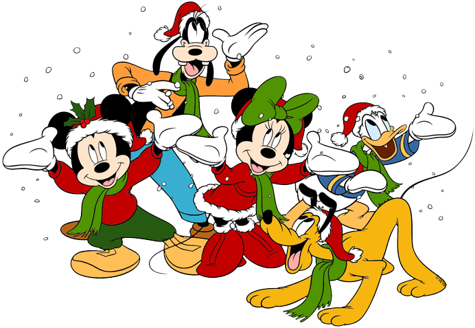 Mickey christmas png. Bulletin board ideals mickeychristmaspng