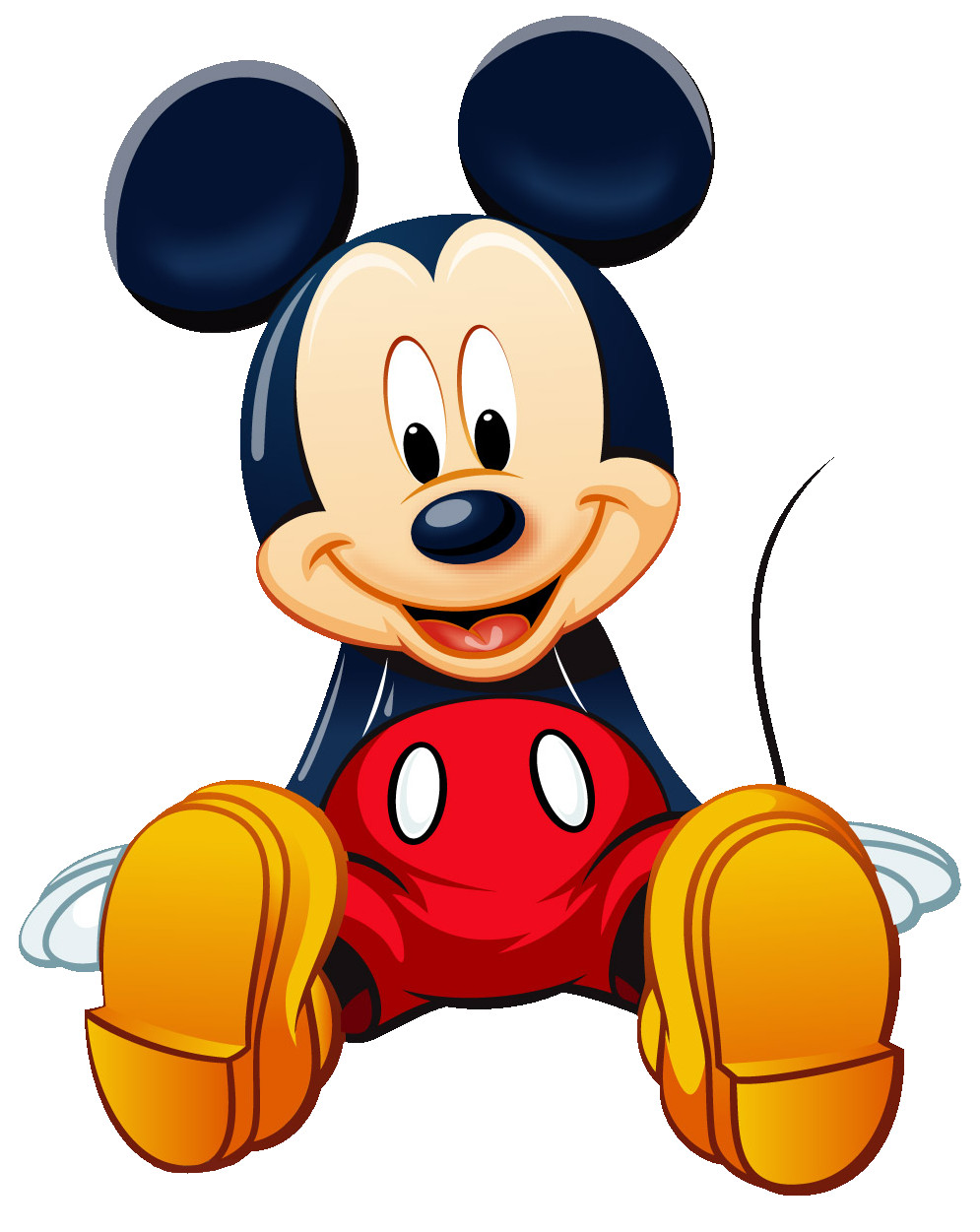 Mickey clipart beautiful. Mouse png mart cliparts