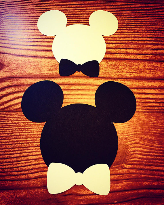 Mickey clipart bow tie. Disney mouse cut out