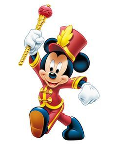 Mickey clipart circus. Mouse pluto party ideas