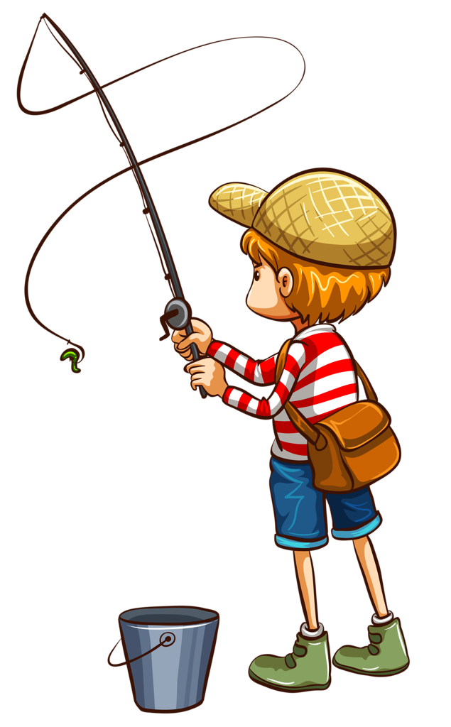 Cat clipart fishing. Png vector psd peoplepng