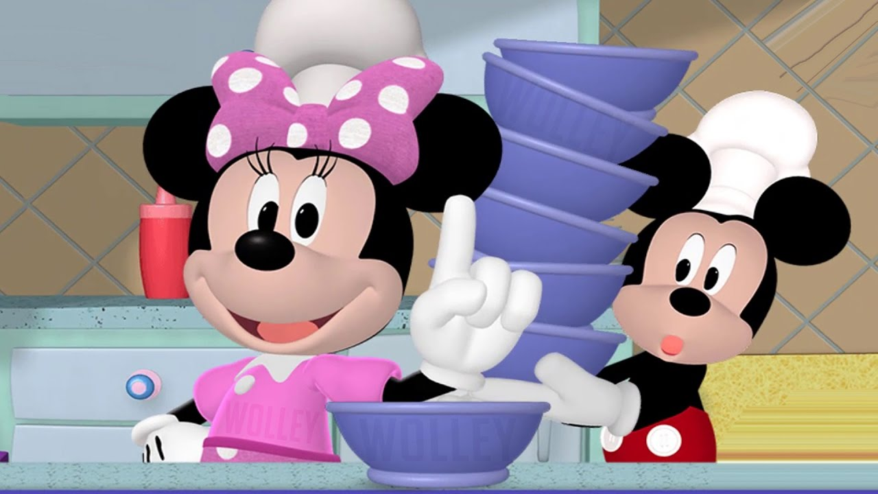 Mickey clipart fishing. Minnie s universe cooking