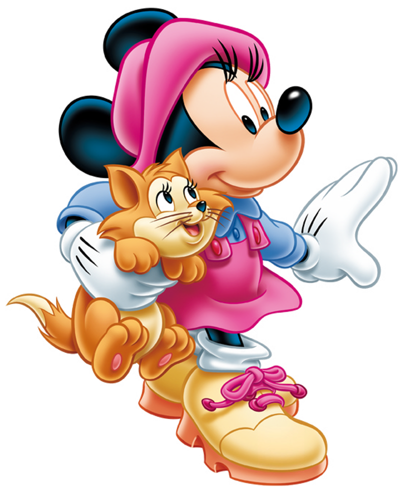 mickey mouse and minnie mouse png