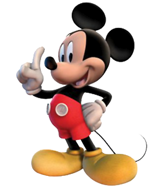 birthday clipart mickey mouse