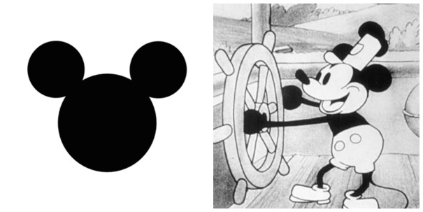 Mickey clipart vintage mickey. Mouse history mickeymouse