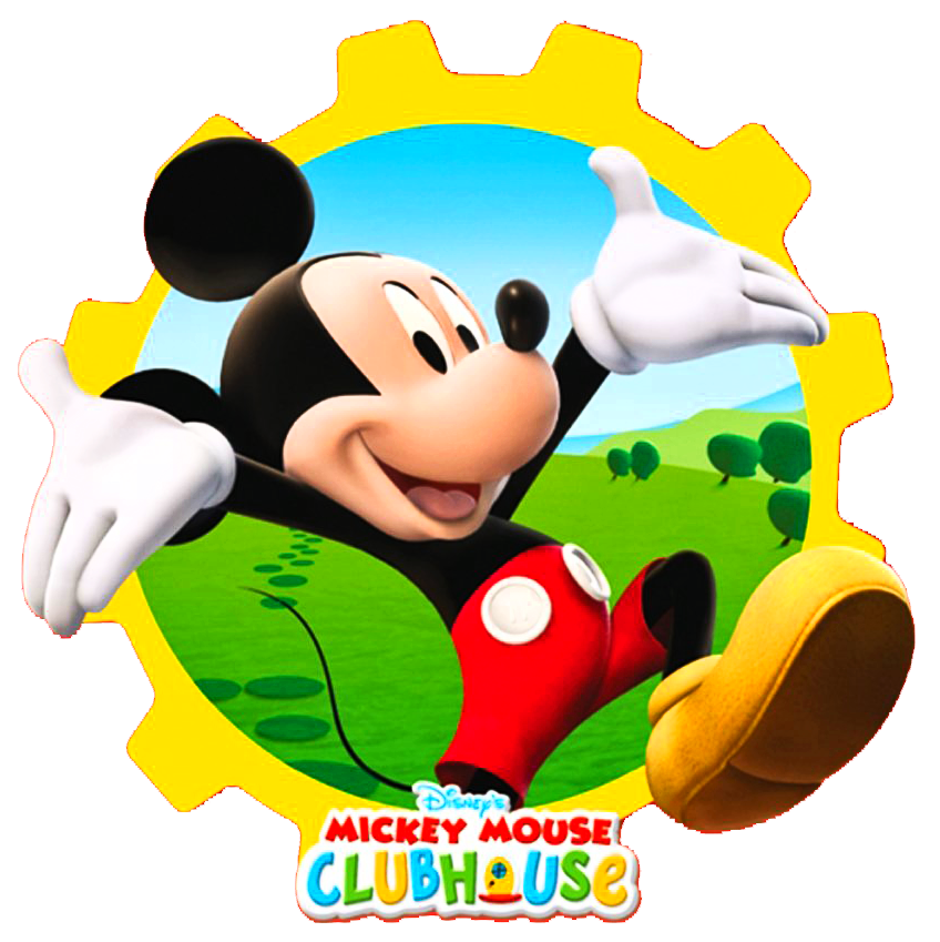Mickey mouse clubhouse logo png. Collection of clipart