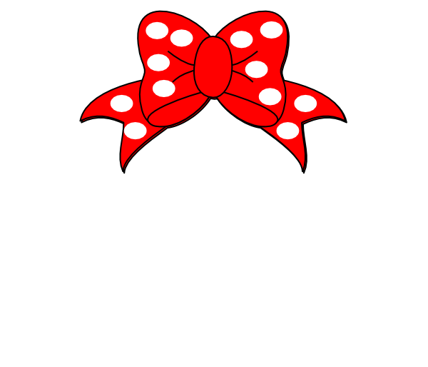 Mickey ears outline png. Mouse face clipart at