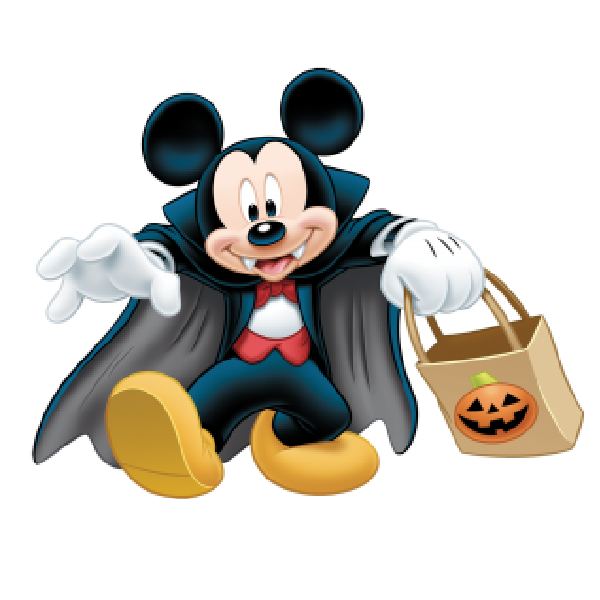 Mickey halloween png. Mouse clip art images