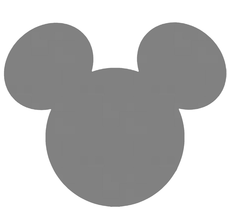 Images in collection page. Mickey mouse head outline png clipart download