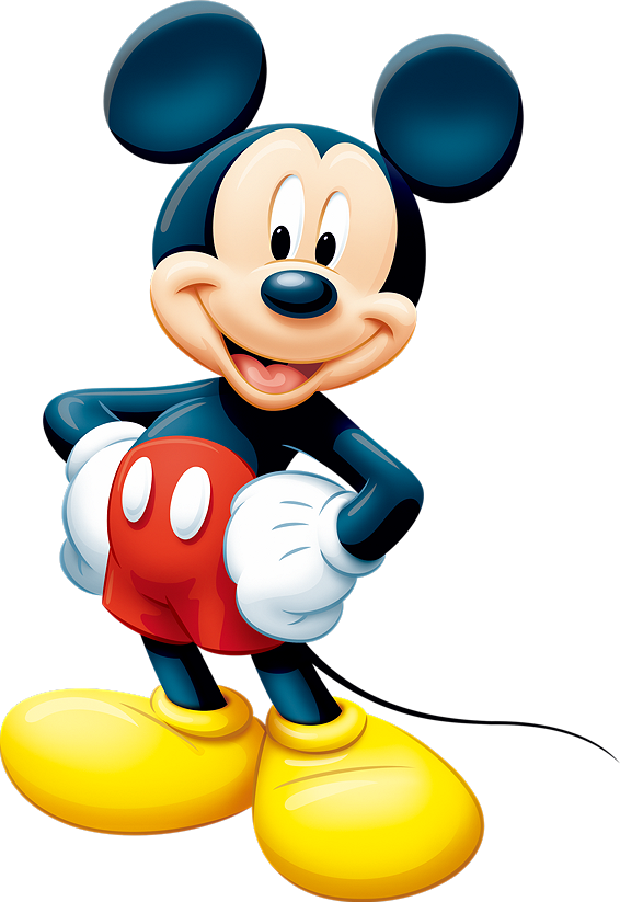 Mickey minnie png.