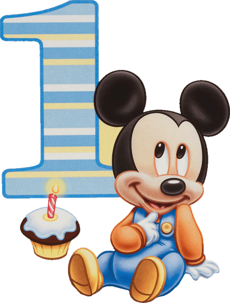 Mickey mouse baby png. Birthday invitations images