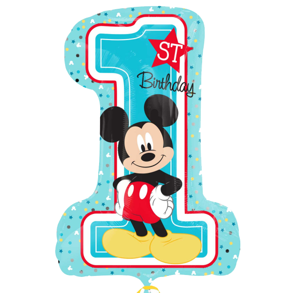 Mickey mouse 1 png. St birthday party supplies