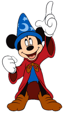 Mickey mouse 2 png. Image sorcerer the parody