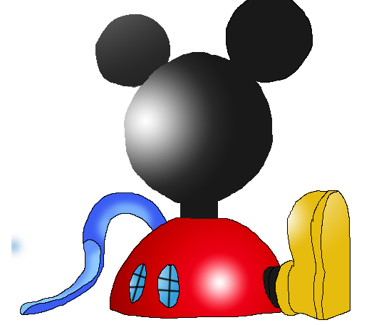 Mickey mouse 2 png. Image clubhouse fanart toystoryfan