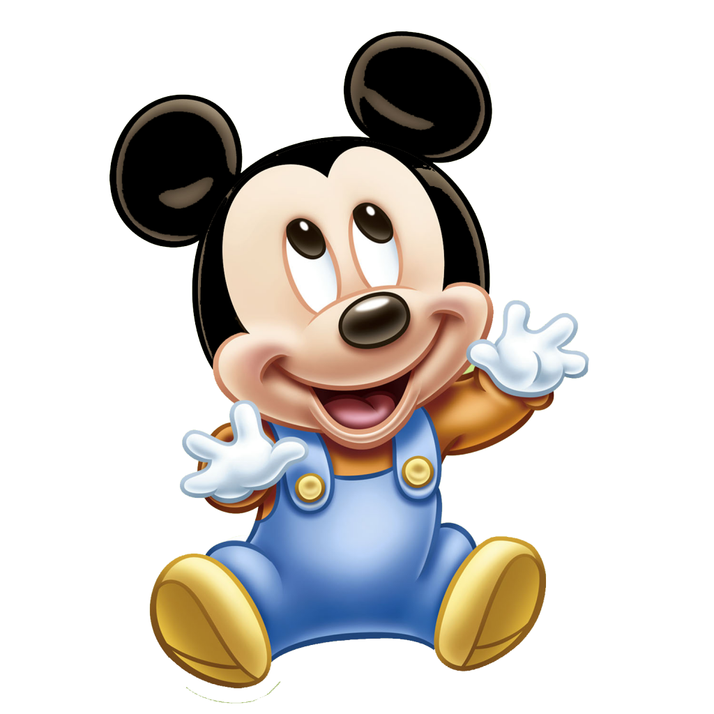Mickey bebe png. Pin by tipu nguy