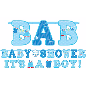 Mickey mouse baby shower banner png. Ni o party depot