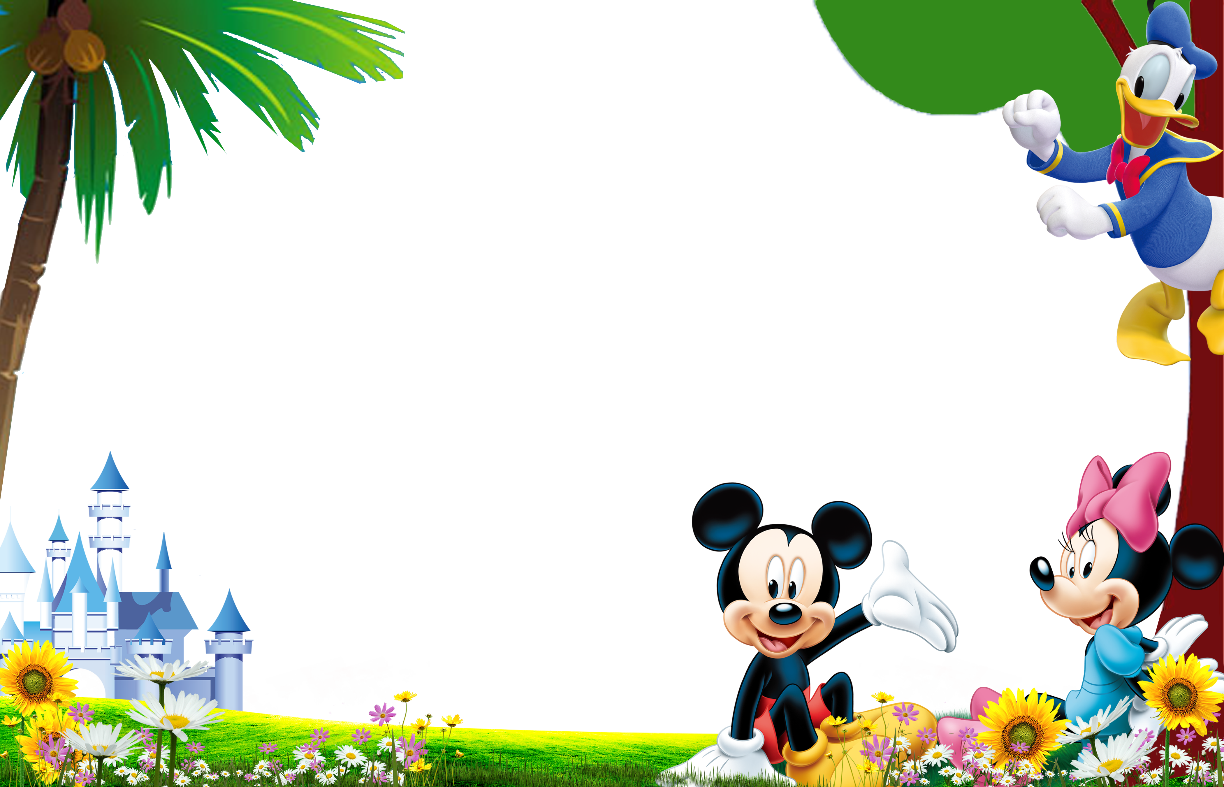 Mickey mouse background png. Cartoon the walt disney