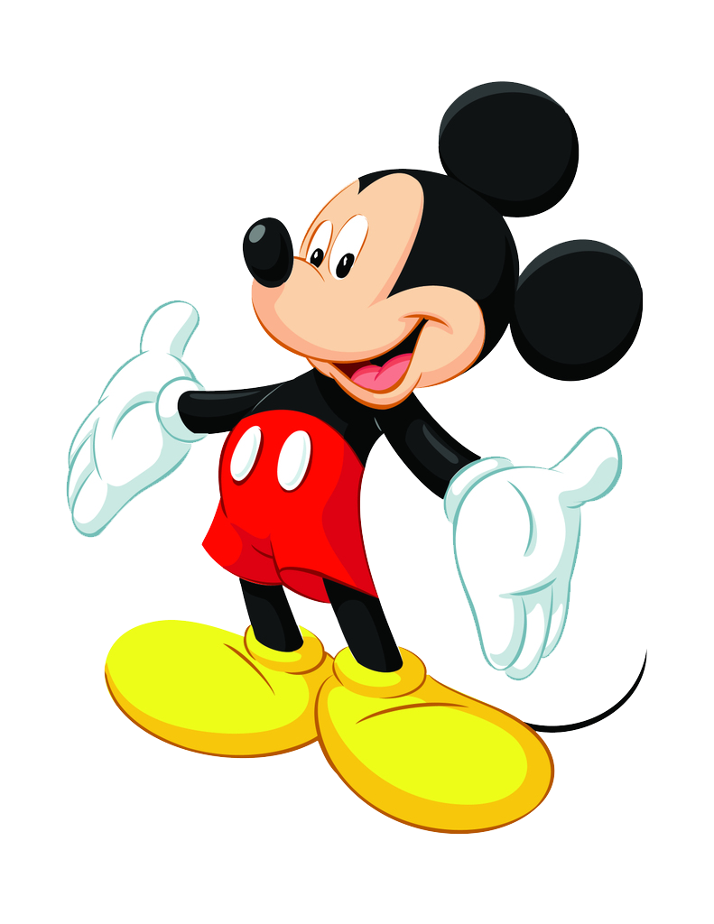 Mickey mouse background png. Cartoon y comic en