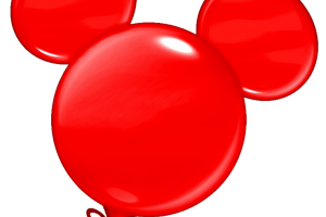 Mickey mouse balloons png. Balloon image related wallpapers