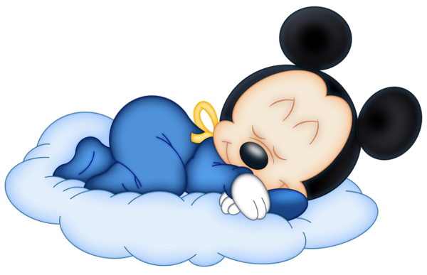 Mickey mouse bebe png. Baby clip art image