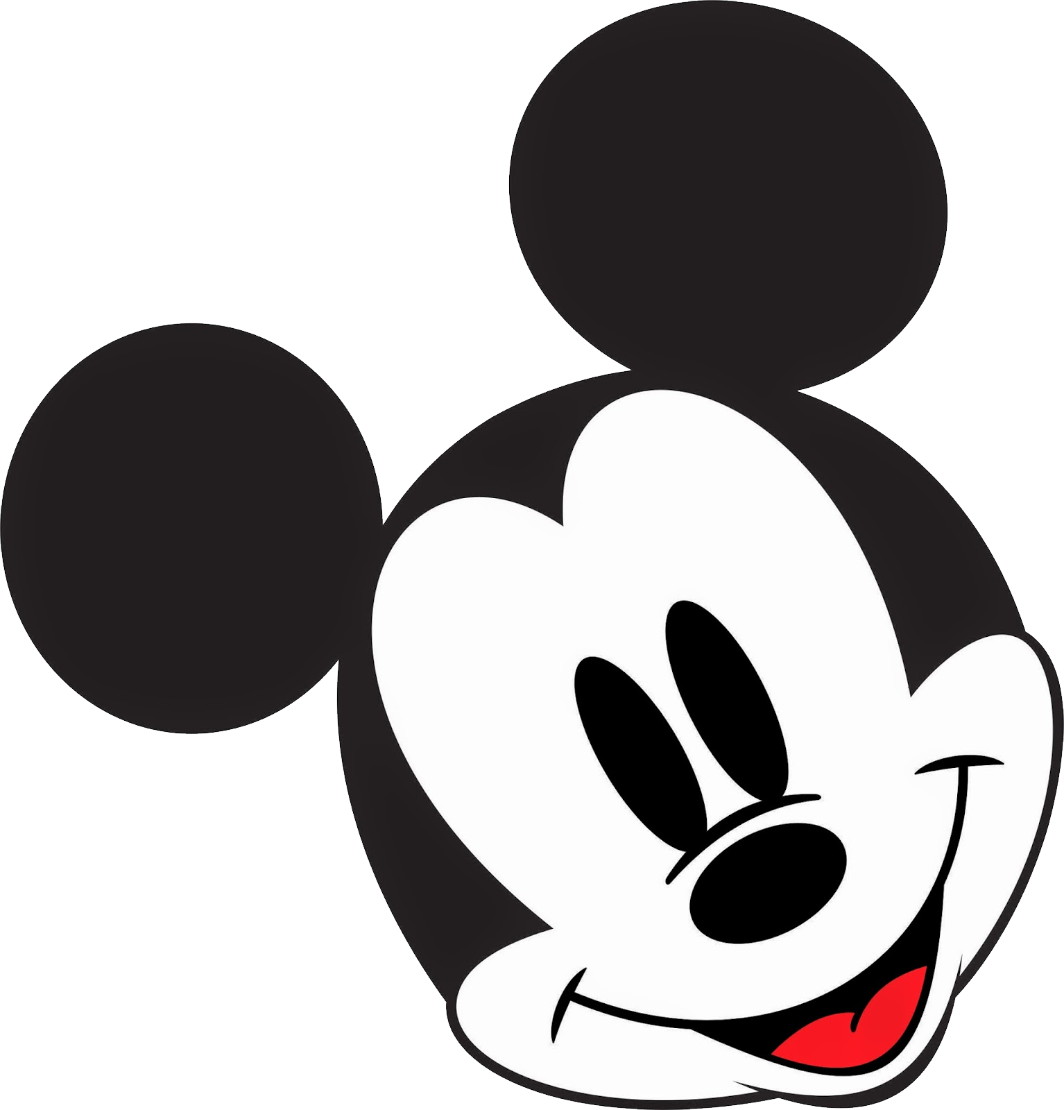 Mickey mouse head png. Image purepng free transparent