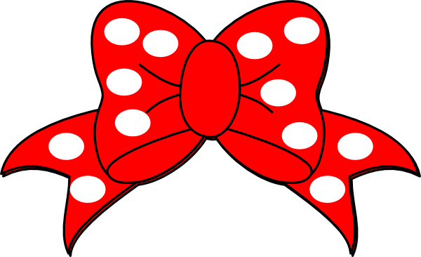 Mickey mouse bow png. And minnie clipart at