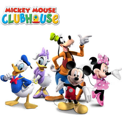 Mickey mouse clubhouse png. Image e d c