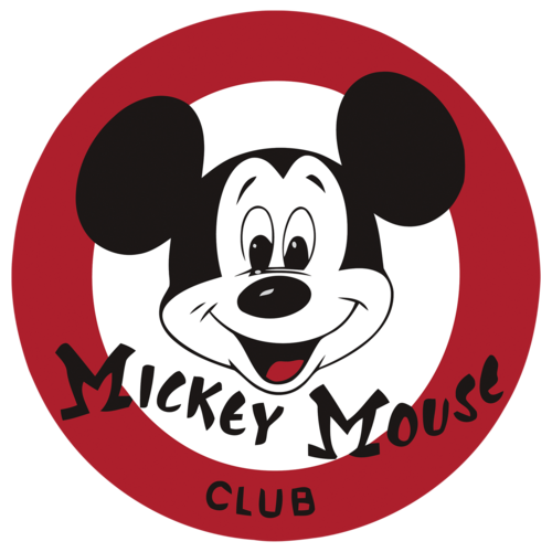 Mickey mouse club png. The t shirt