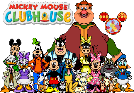Mickey mouse club png. Category clubhouse disney microheroes