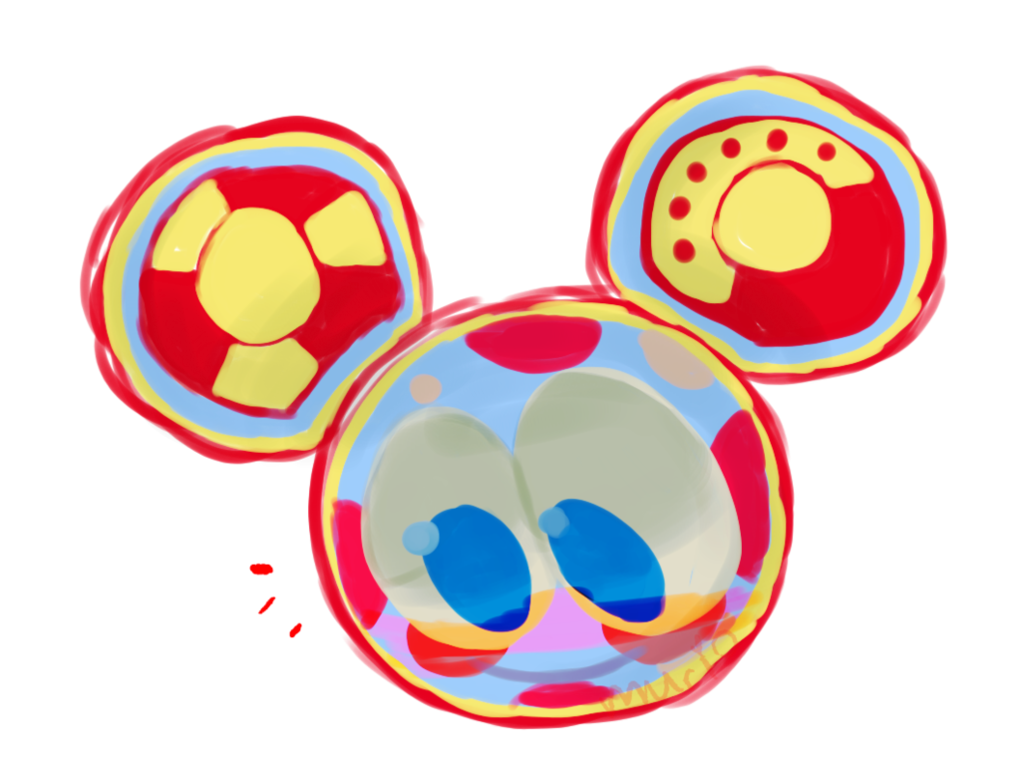 Mickey mouse clubhouse toodles png. By spacescoob on deviantart