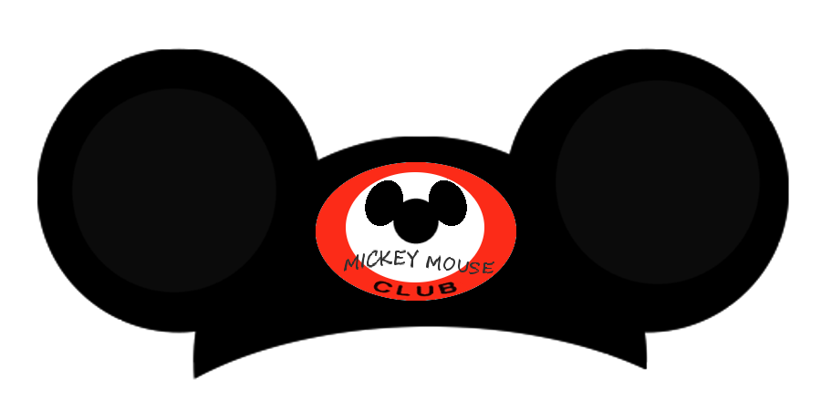 Mickey mouse ears png. Mouseketeer by kuren on