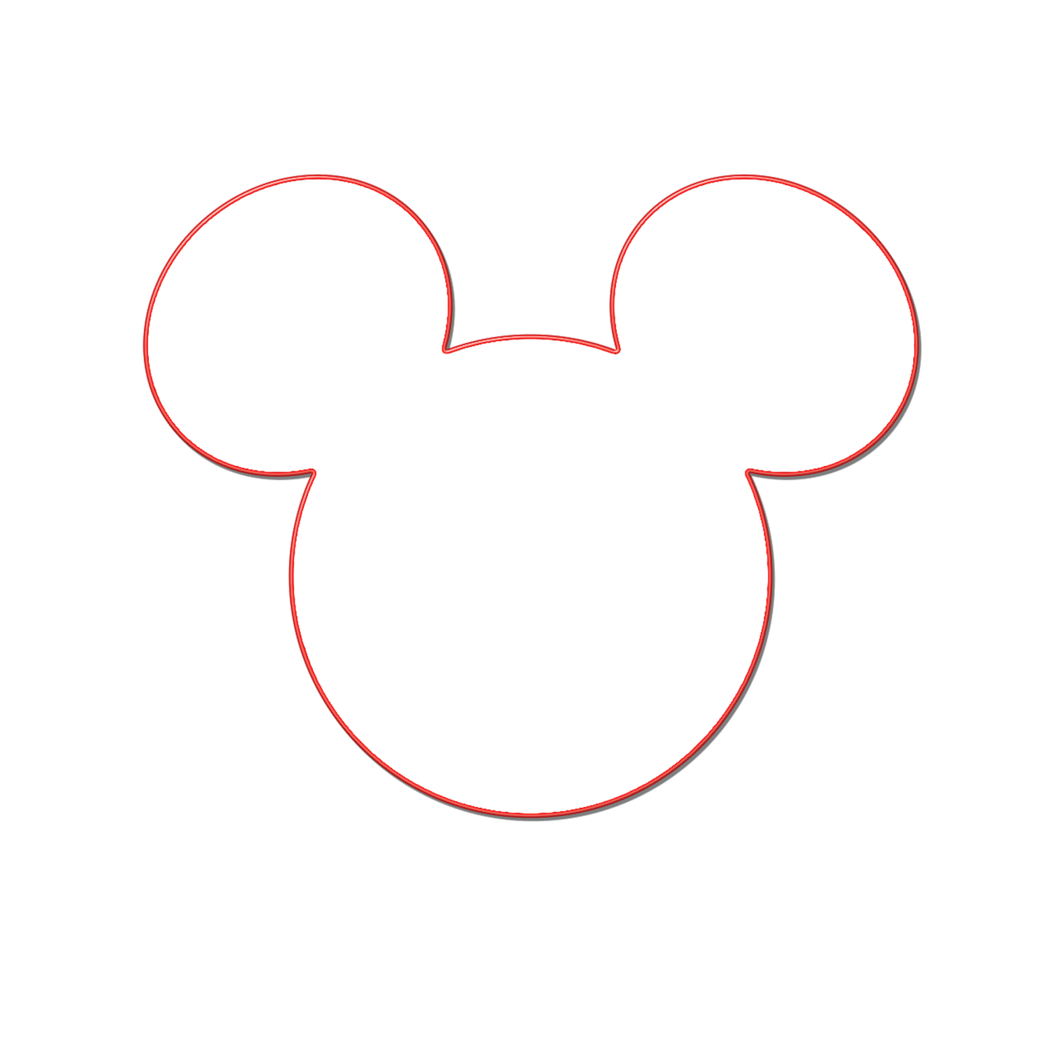 Mickey mouse ears silhouette png. At getdrawings com free