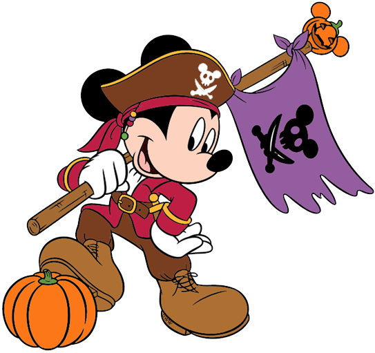 Mickey mouse halloween png. Disney clip art galore