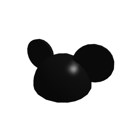 Mickey mouse hat png. Roblox