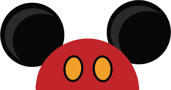 Mickey mouse ears png. Collection of ear