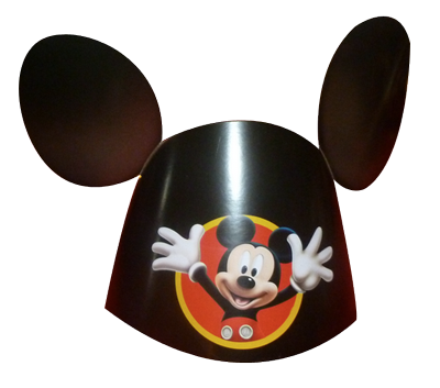 Mickey mouse hat png. Party supplies auckland just