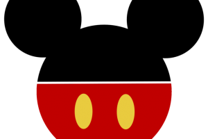 Mickey mouse head outline png. Image related wallpapers