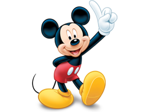Mickey mouse number 1 png. Images free download
