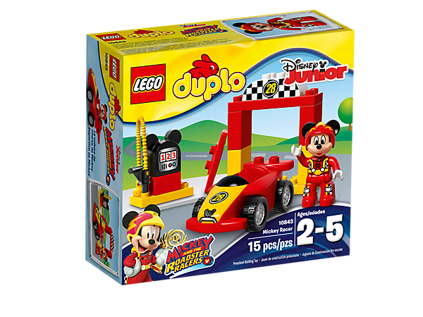 Mickey mouse roadster png. Racer duplo lego shop