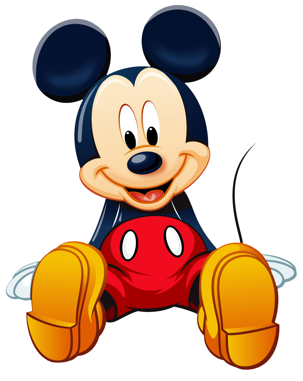 Mouse png clipart mart. Mickey .png image transparent