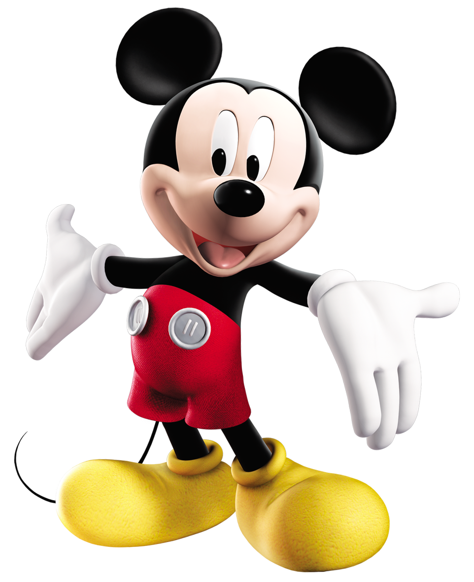 Mickey png transparente. Mouse clip art image