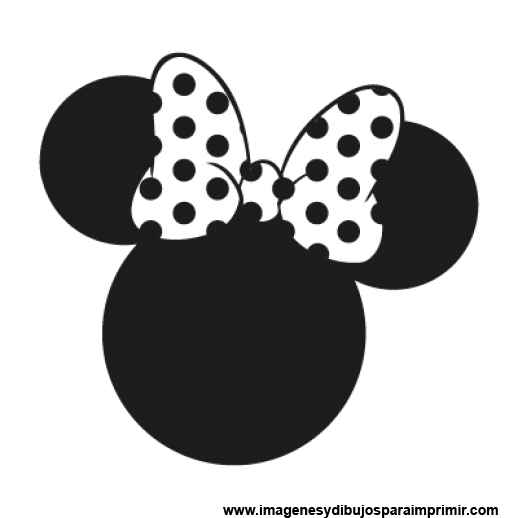 Mickey Silhouette Png Picture 767695 Mickey Silhouette Png