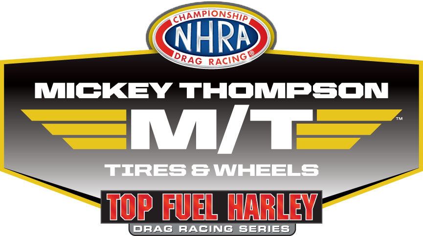 Mickey thompson tire logo png. Sponsors nhra top fuel