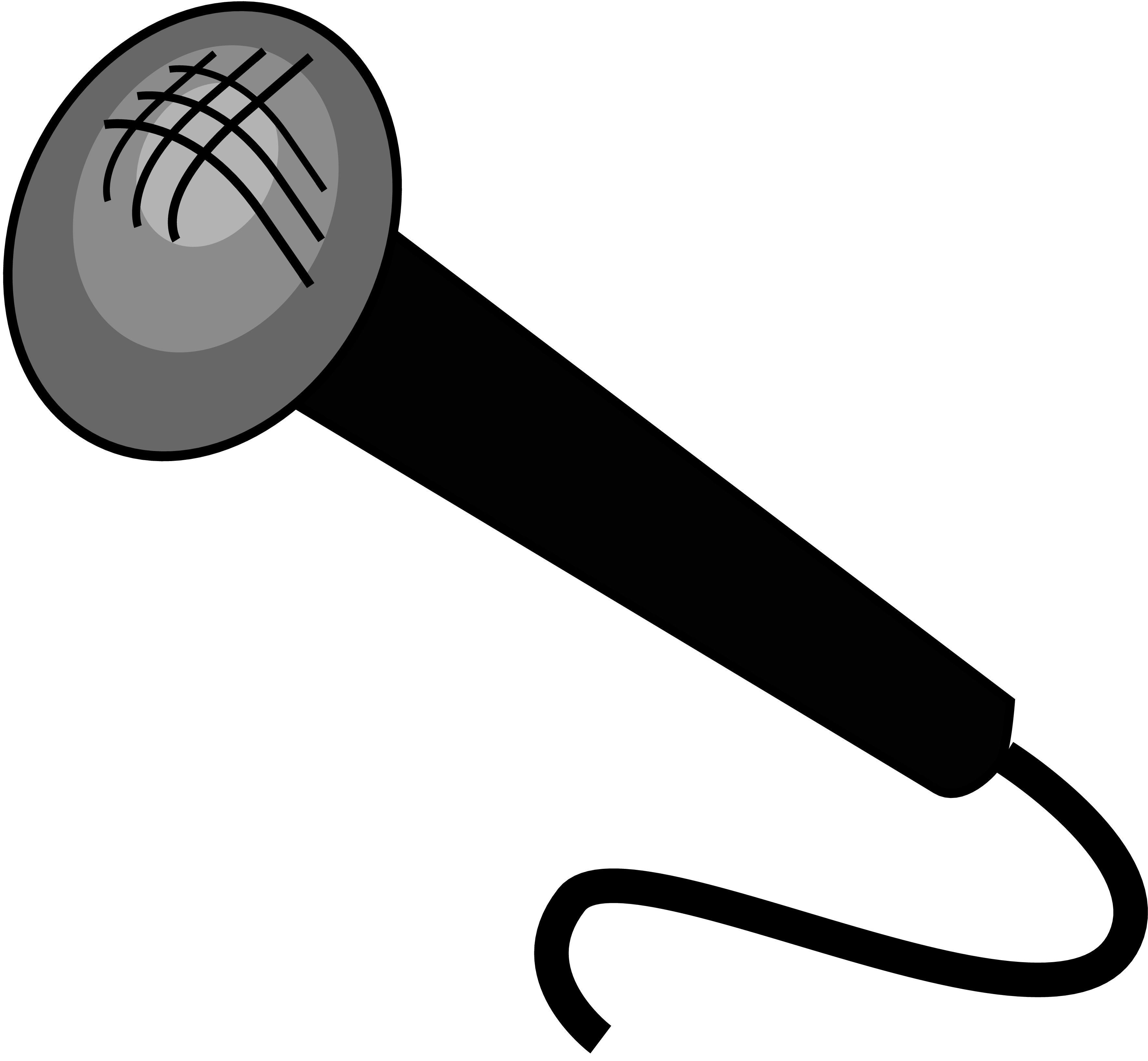 microphone png animated