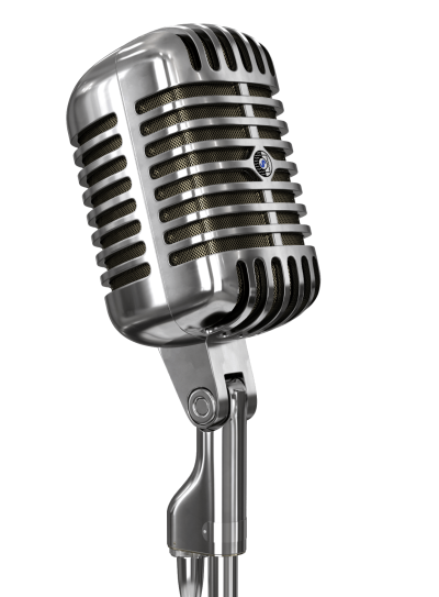 Microphone clipart christmas. Download free png photo