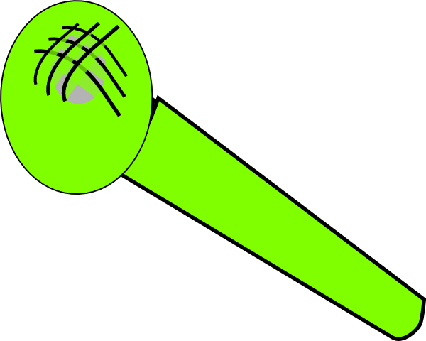 Microphone clipart green. Mic clip art at