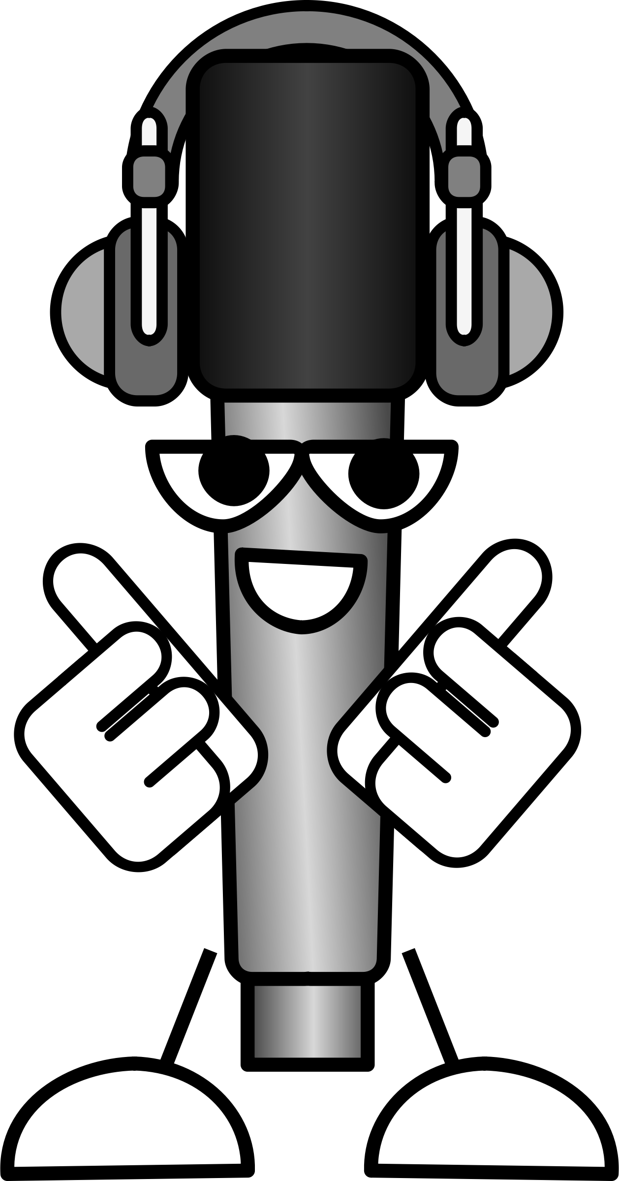 Microphone clipart cord clipart. Drawing free on dumielauxepices