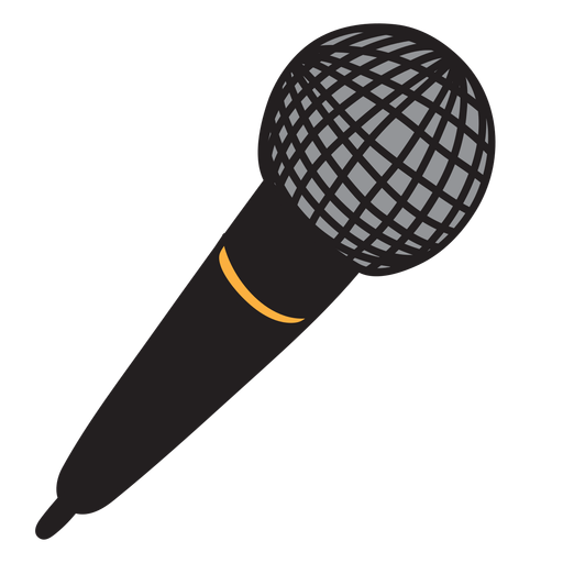 Microfono vector png. Microphone mic doodle transparent