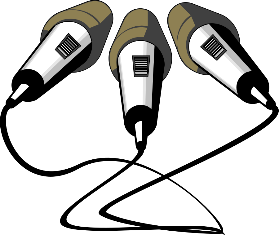 Microphone clipart music. Free pictures of download
