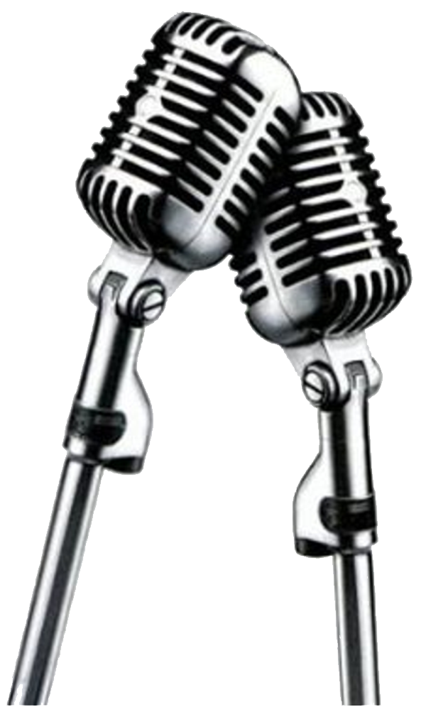 Microphone clipart singing. Mike png collection who